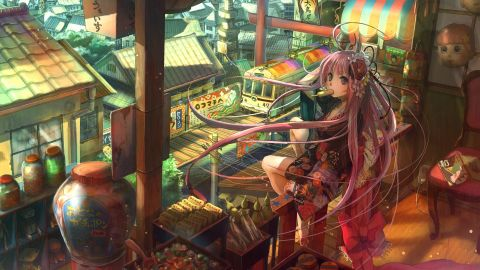 late summer festival fantasy