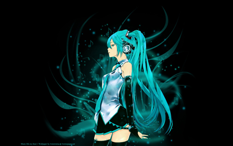 music lifts me miku