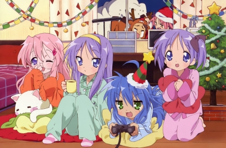 holiday lucky star